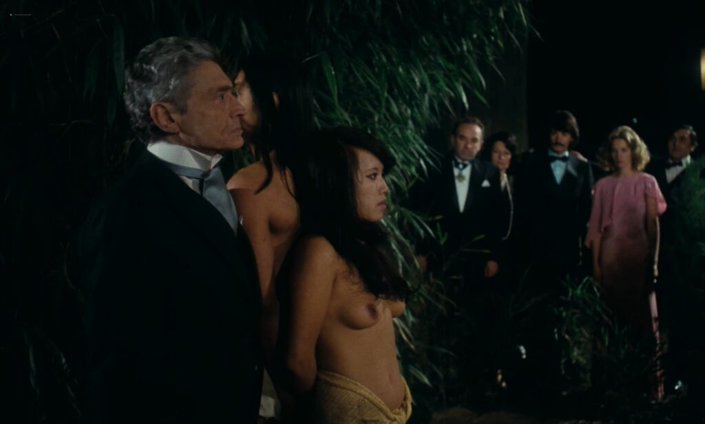Jacqueline Kerry nude full frontal and sex Eva Quang and others nude Le jardin des supplices 1976 1080p BluRay 15