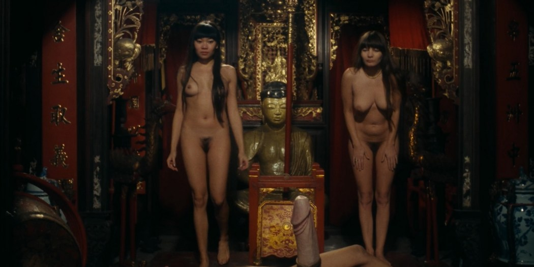 Jacqueline Kerry nude full frontal and sex Eva Quang and others nude Le jardin des supplices 1976 1080p BluRay 8