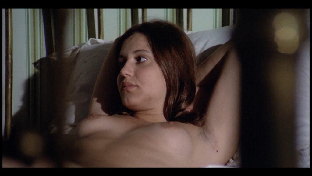 Jenny Tamburi nude bush and sex Lisa Gastoni Barbara Marzano nude La seduzione 1973 1080p BluRay 11