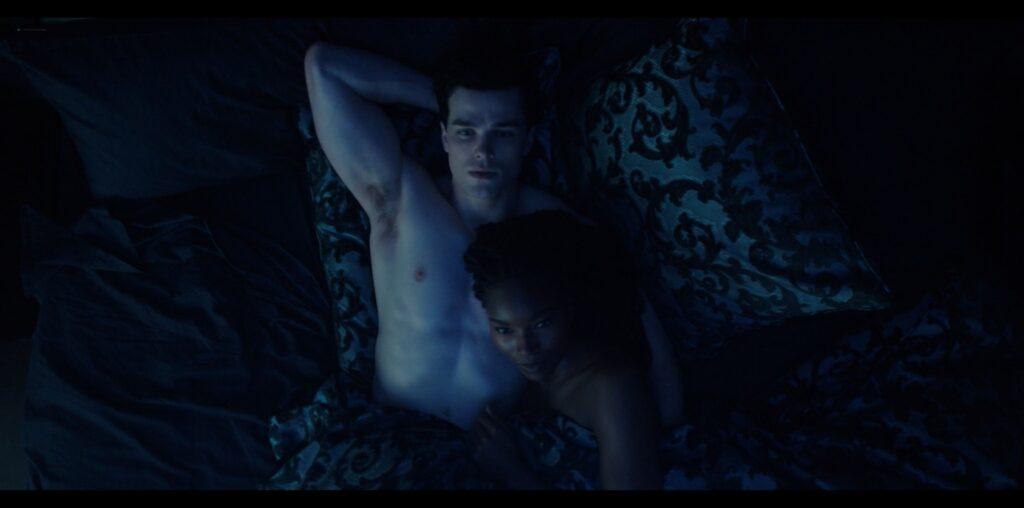 Katie Buitendyk nude toplees Damaris Lewis sex Titans 2021 s3e8 1080p Web
