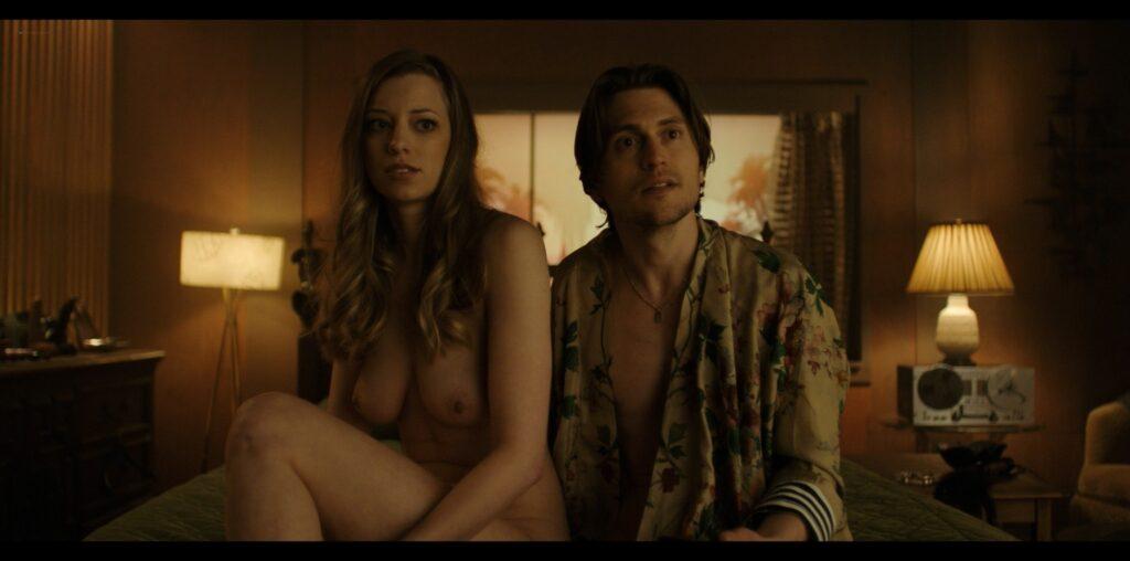 Katie Buitendyk nude toplees Damaris Lewis sex Titans 2021 s3e8 1080p Web 12