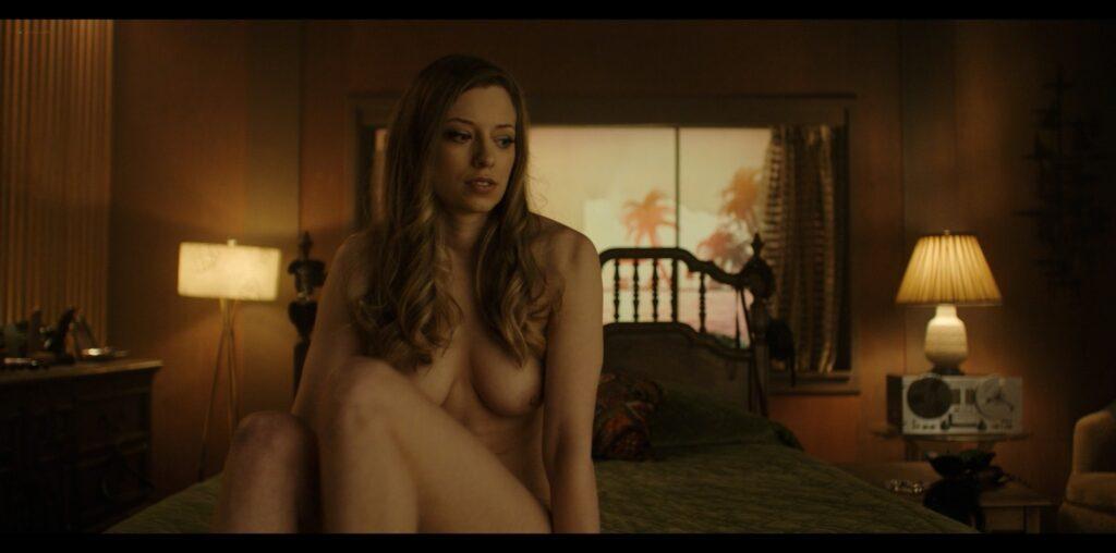 Katie Buitendyk nude toplees Damaris Lewis sex Titans 2021 s3e8 1080p Web 14