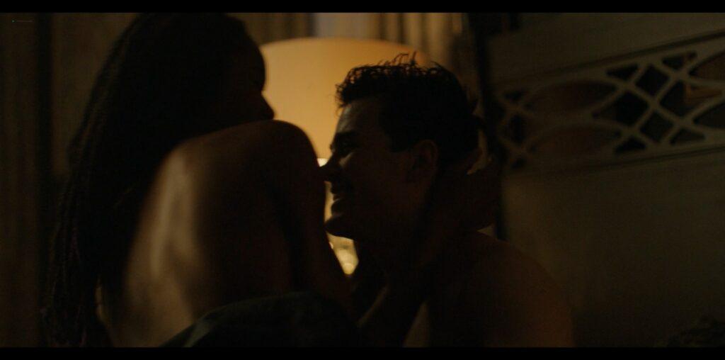 Katie Buitendyk nude toplees Damaris Lewis sex Titans 2021 s3e8 1080p Web 6