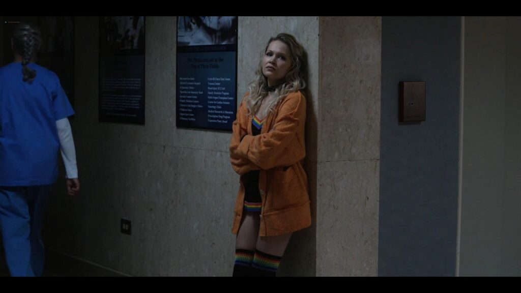Kelli Berglund hot pokies Elizabeth Posey sexy Heels 2021 s1e5 1080p Web 25