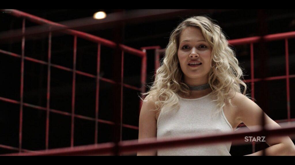 Kelli Berglund hot pokies Elizabeth Posey sexy Heels 2021 s1e5 1080p Web 5
