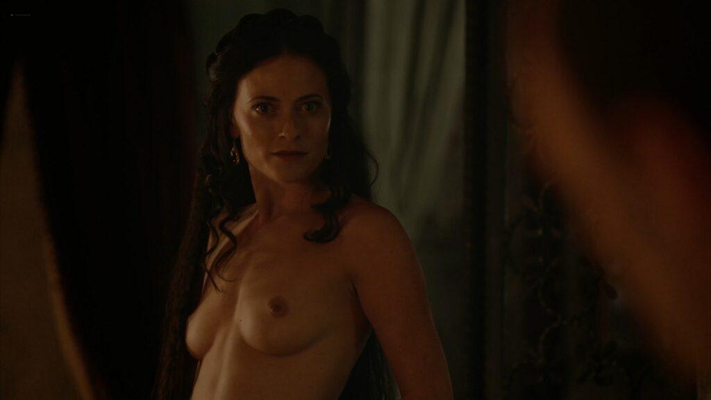 Lara Pulver nude sex Da Vincis Demons 2013 S1 1080p BluRay 5