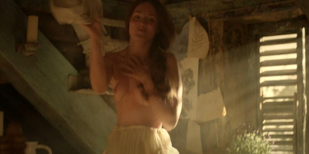 Laura Haddock nude Lara Pulver Hera Hilmar sexy others nude Da Vincis Demons 2014 S3 1080p BluRay 9