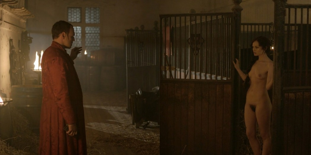 Laura Haddock nude full frontal bush and sex Da Vincis Demons 2013 S1 1080p BluRay 11