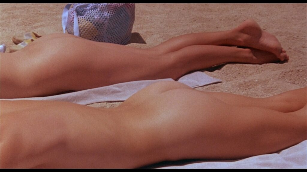 Lea Thompson nude butt and Victoria Jackson nude too Casual Sex 1988 HD 1080p BluRay 9