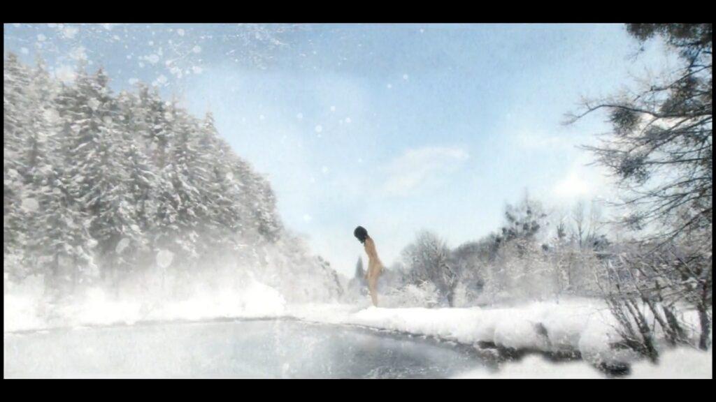 Mala Ghedia nude sex Nadine Petry nude topless Snowblind 2010 1080p BluRay