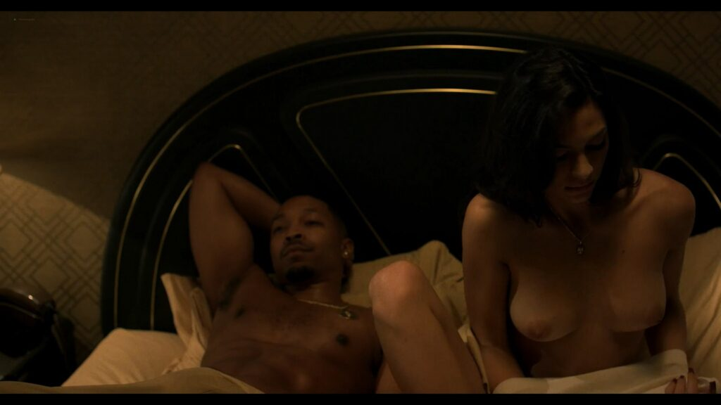 Natalee Linez nude topless Annalynne McCord sex doggy style Power Book III Raising Kanan 2021 s1e8 1080p Web 4