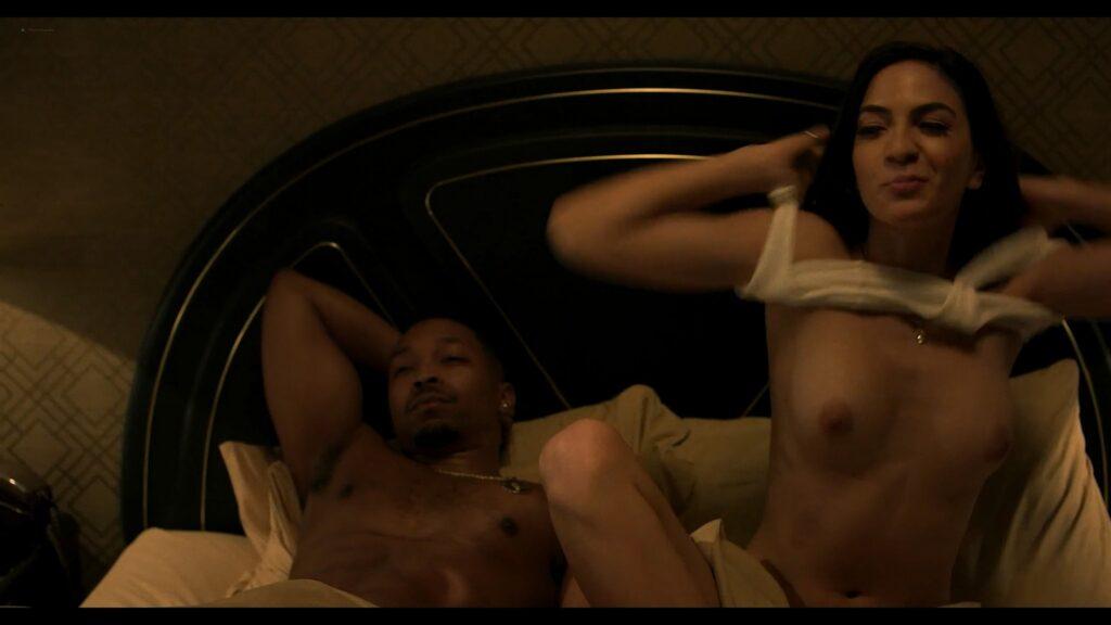 Natalee Linez nude topless Annalynne McCord sex doggy style Power Book III Raising Kanan 2021 s1e8 1080p Web 6