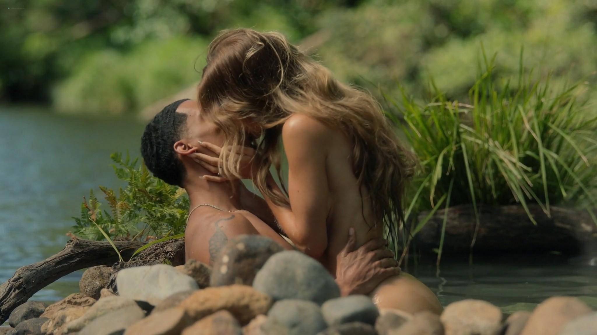 Samara Weaving hot sex Nicole Kidman and others sexy Nine Perfect Strangers 2021 s1e5 1080p 13
