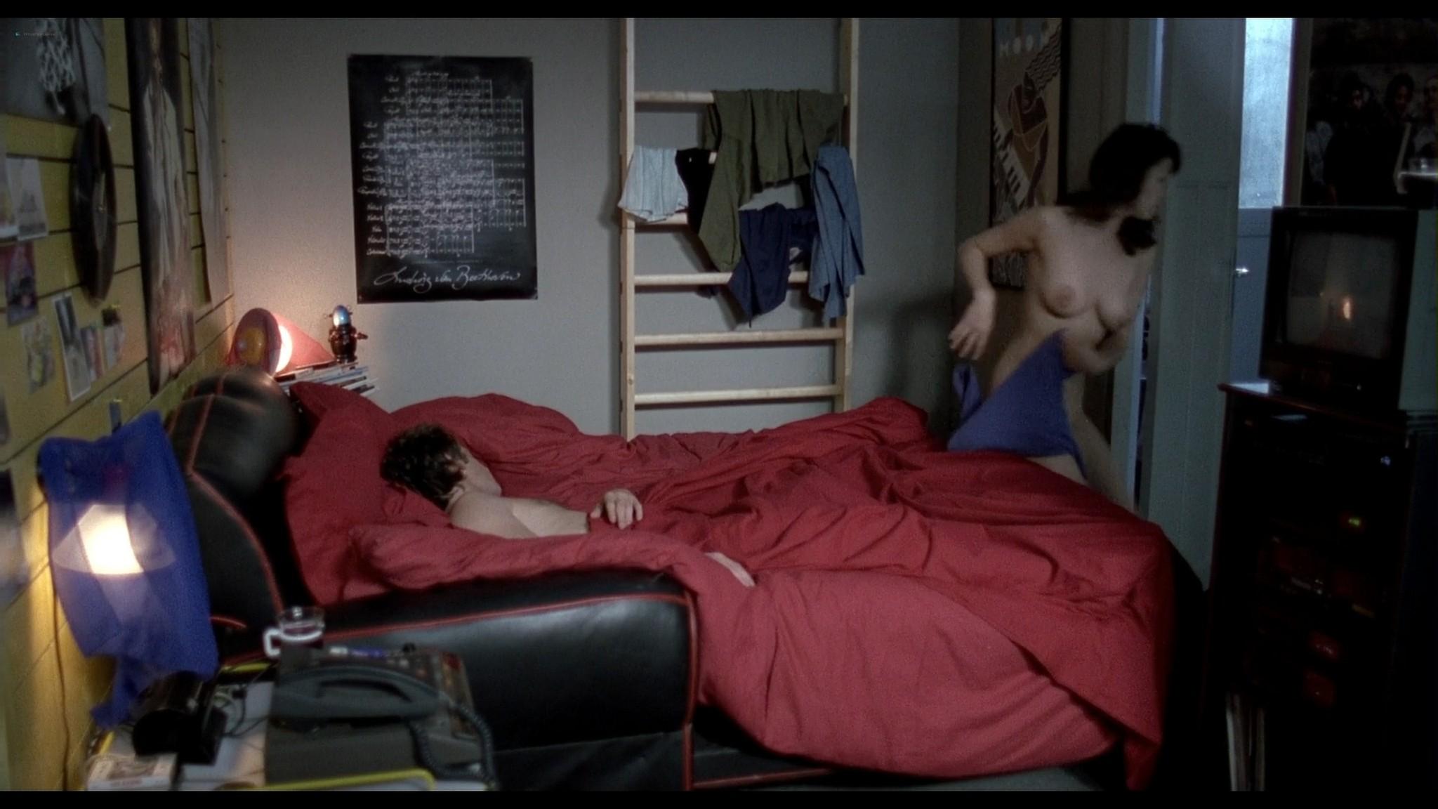 Sophie Marceau nude bush and boobs L etudiante FR 1988 HD 1080p BluRay 11