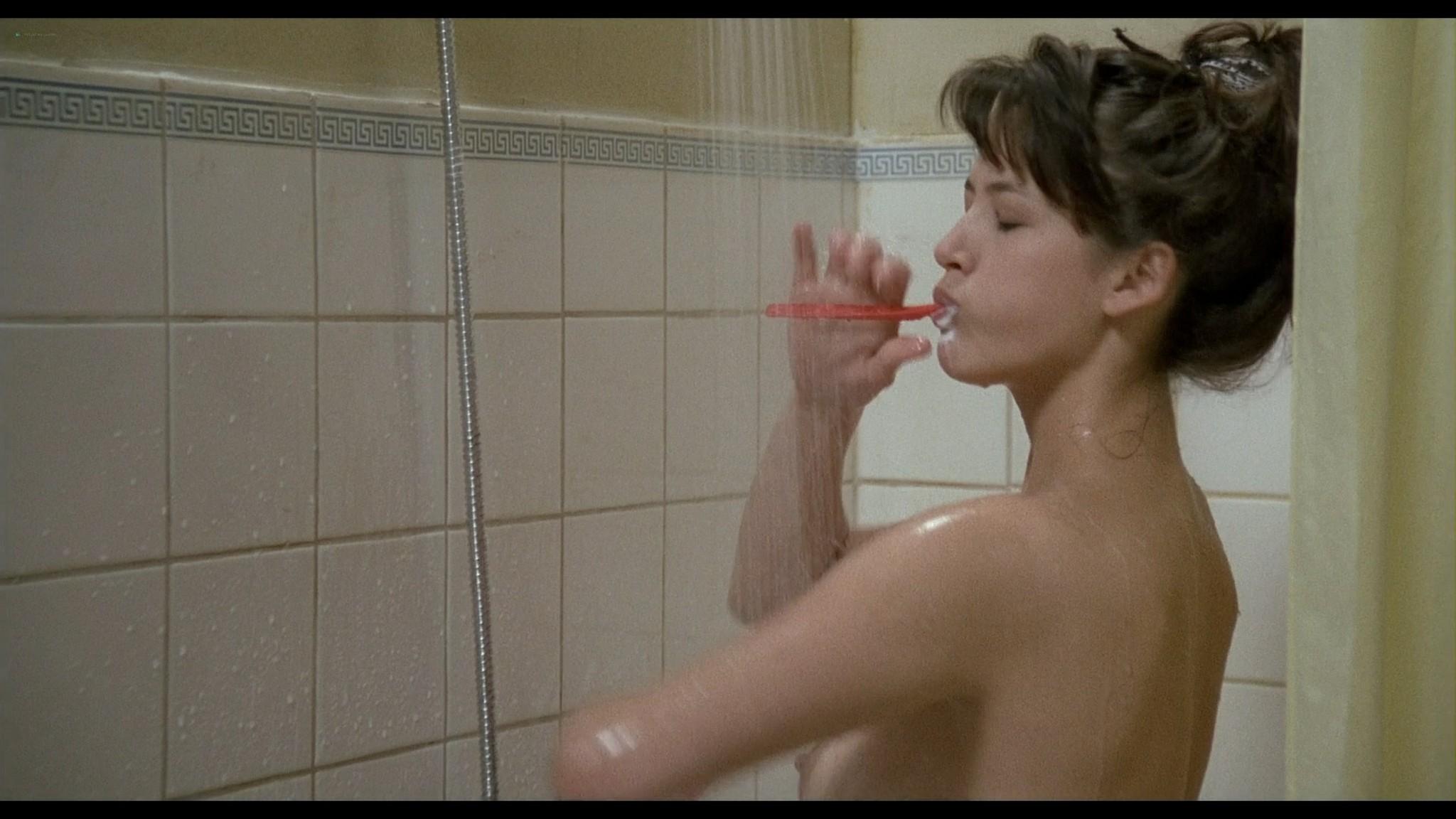 Sophie Marceau nude bush and boobs L etudiante FR 1988 HD 1080p BluRay 15