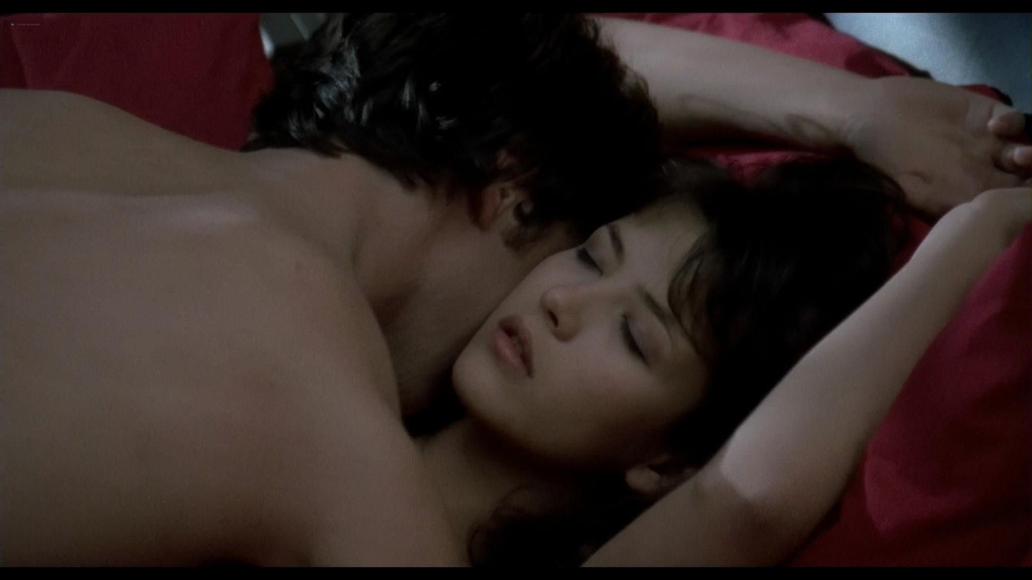 Sophie Marceau nude bush and boobs L etudiante FR 1988 HD 1080p BluRay 7