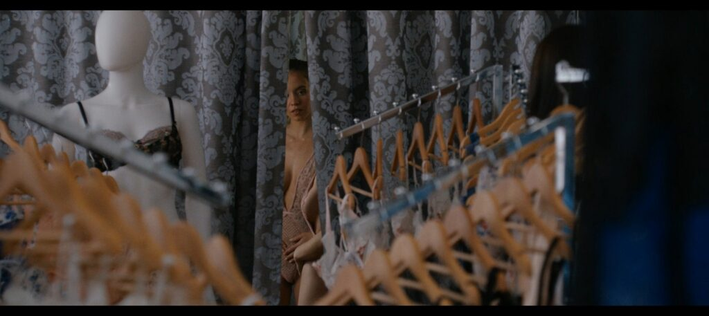 Sydney Sweeney nude hot sex Natasha Liu Bordizzo and others nude sex too The Voyeurs 2021 1080p Web