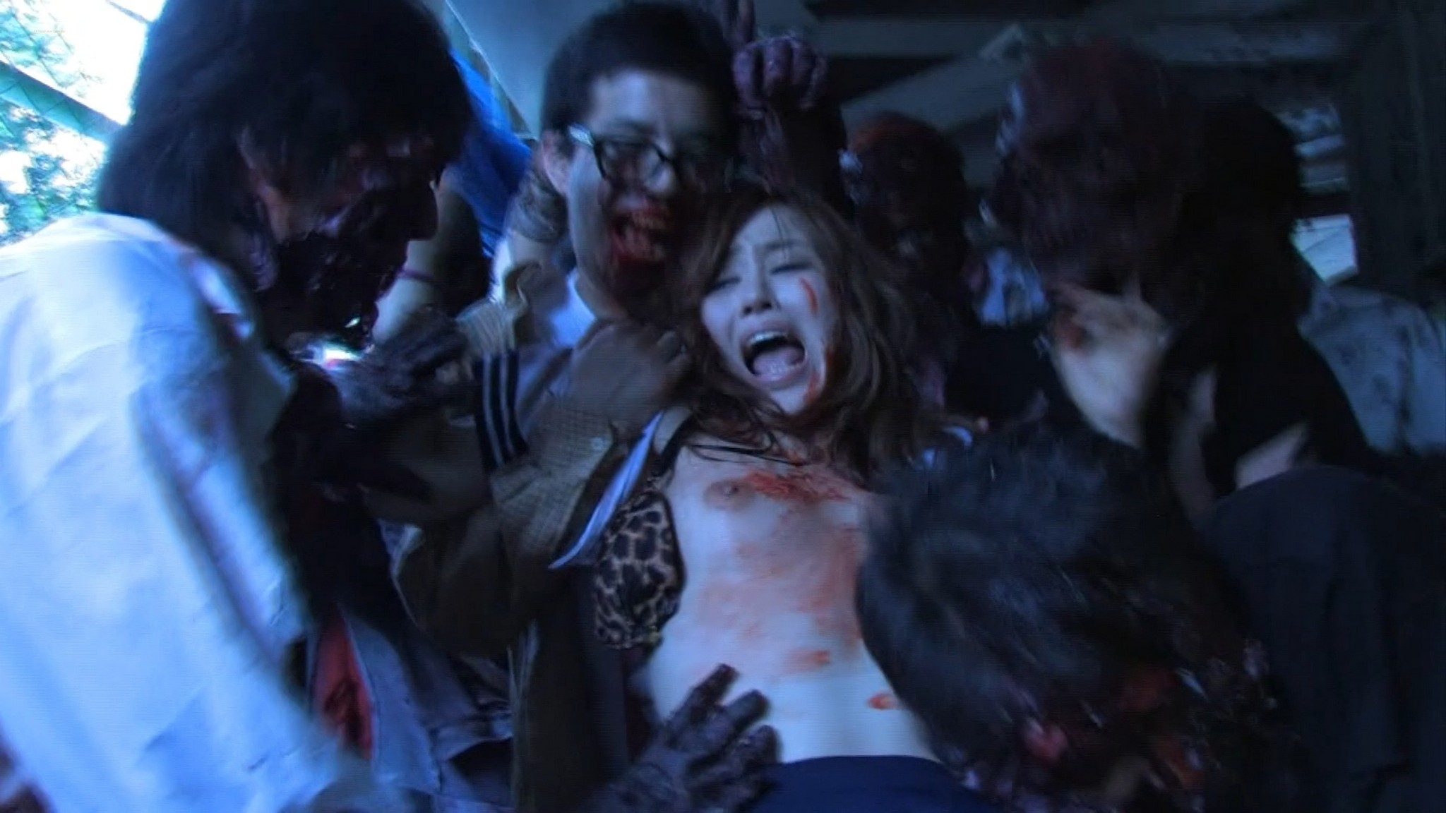 Yui Aikawa nude sex Asami Rina Aikawa and others nude and a lot of sex Lust of the Dead JP 2012 1080p BluRay 18