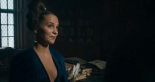 Alicia Vikander hot and some sex The Green Knight 2021 1080p BluRay 10