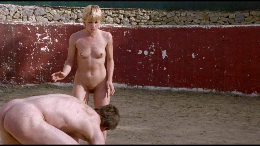 Brigitte Lahaie nude full frontal Karine Gambier nude labia others nudee too Caged Women 1980 1080p BluRay 11