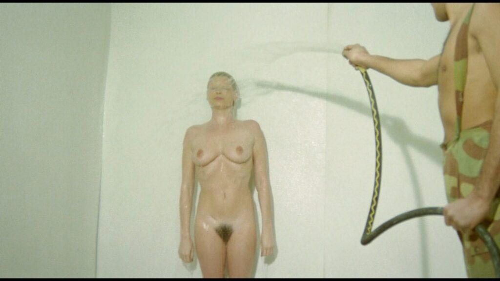 Brigitte Lahaie nude full frontal Karine Gambier nude labia others nudee too Caged Women 1980 1080p BluRay 19