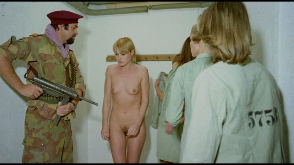 Brigitte Lahaie nude full frontal Karine Gambier nude labia others nudee too Caged Women 1980 1080p BluRay 8