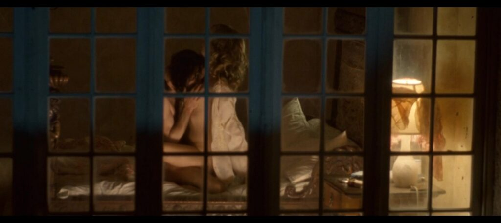 Capucine Delaby nude topless and sex Gerry 2011 HD 1080p 4