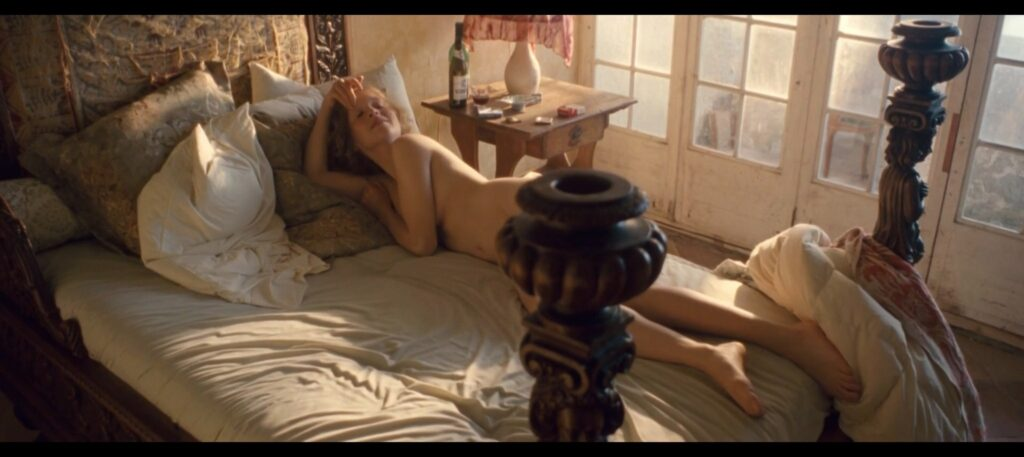 Capucine Delaby nude topless and sex Gerry 2011 HD 1080p 6