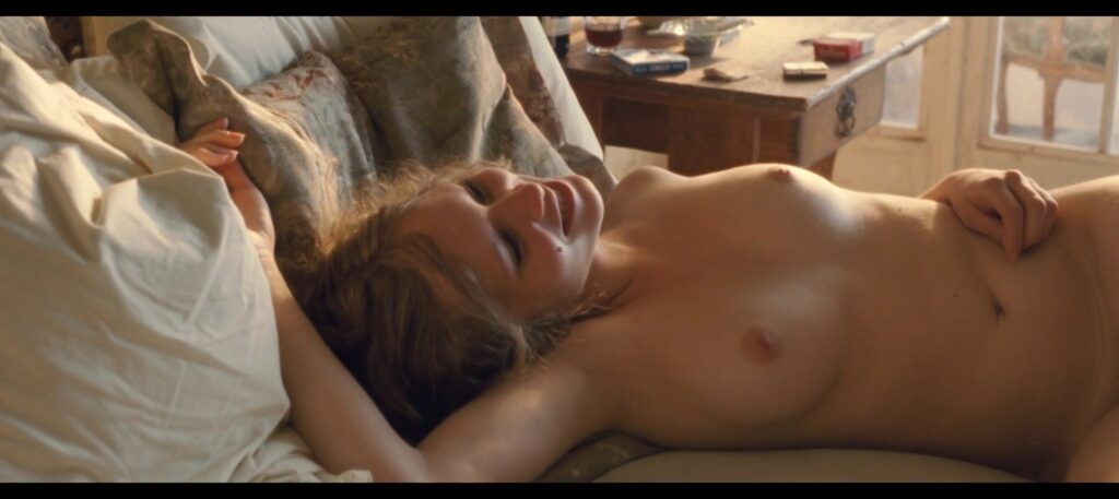 Capucine Delaby nude topless and sex Gerry 2011 HD 1080p 9