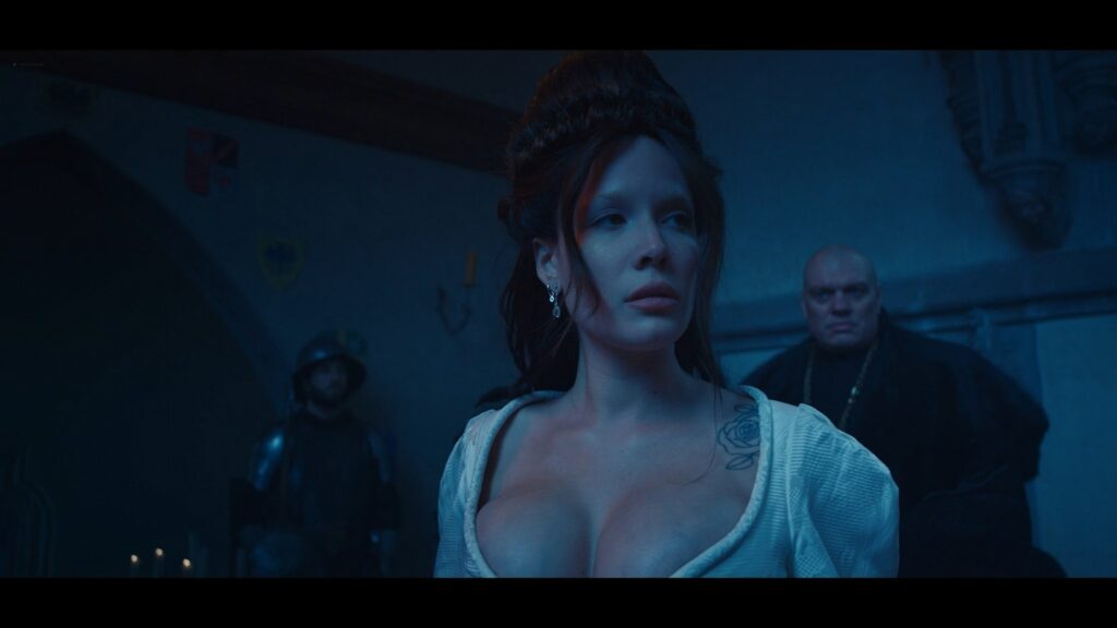 Halsey nude full frontal butt and topless If I Cant Have Love I Want Power 2021 1080p Web