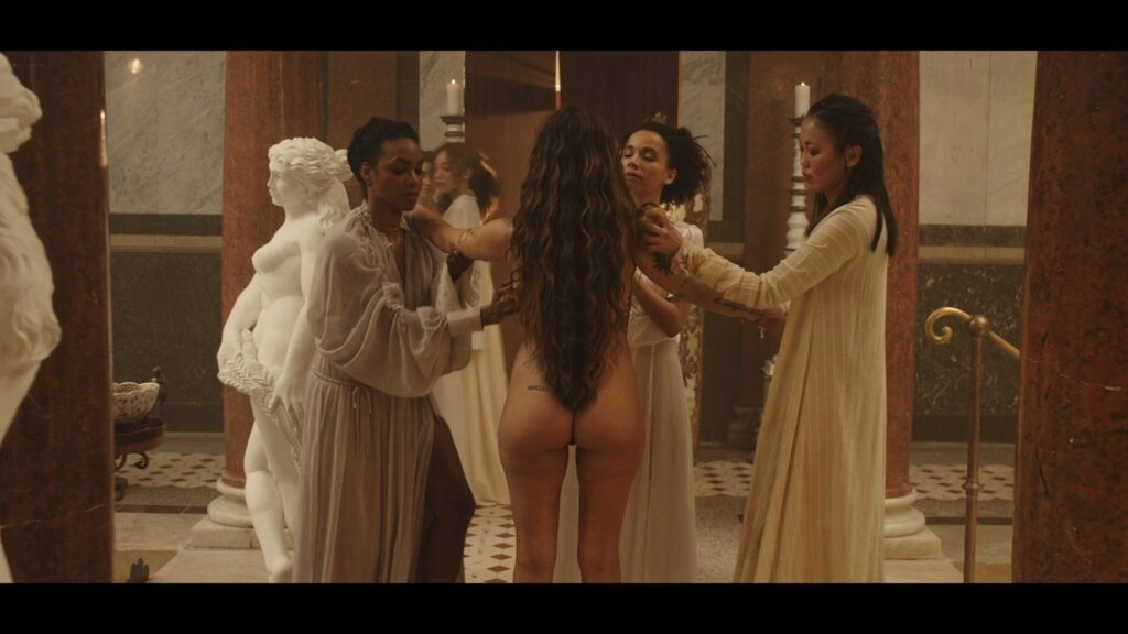 Halsey nude full frontal butt and topless If I Cant Have Love I Want Power 2021 1080p Web 18