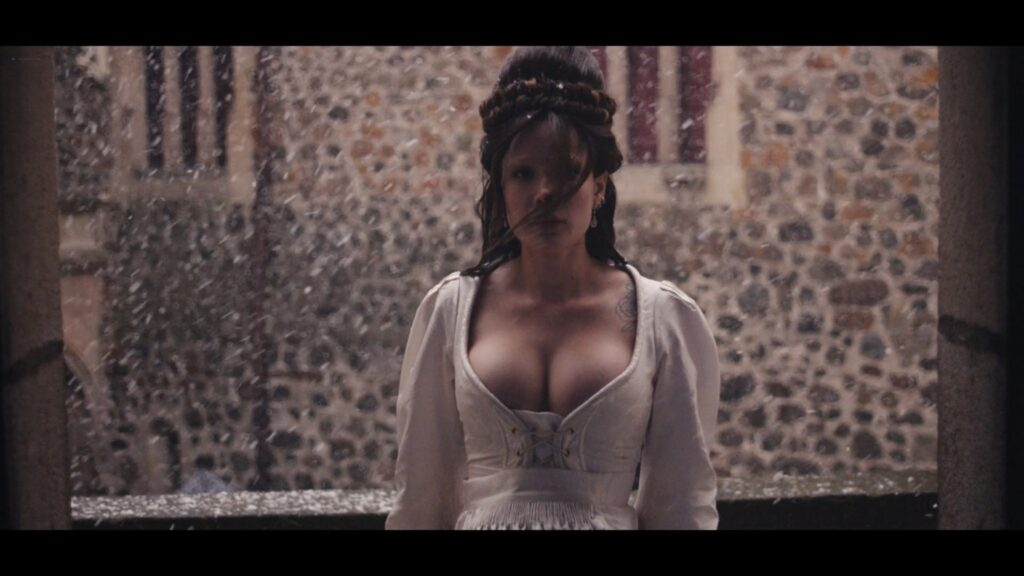 Halsey nude full frontal butt and topless If I Cant Have Love I Want Power 2021 1080p Web 3
