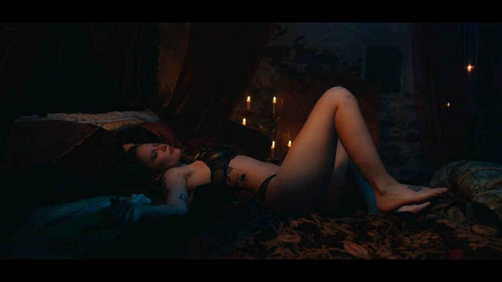 Halsey nude full frontal butt and topless If I Cant Have Love I Want Power 2021 1080p Web 6