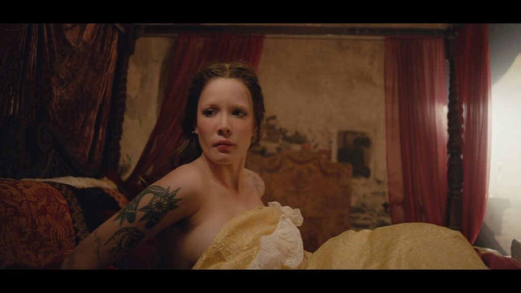 Halsey nude full frontal butt and topless If I Cant Have Love I Want Power 2021 1080p Web 8