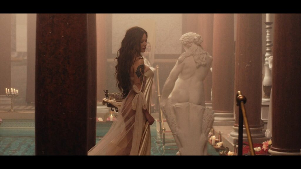Halsey nude full frontal butt and topless If I Cant Have Love I Want Power 2021 1080p Web 9