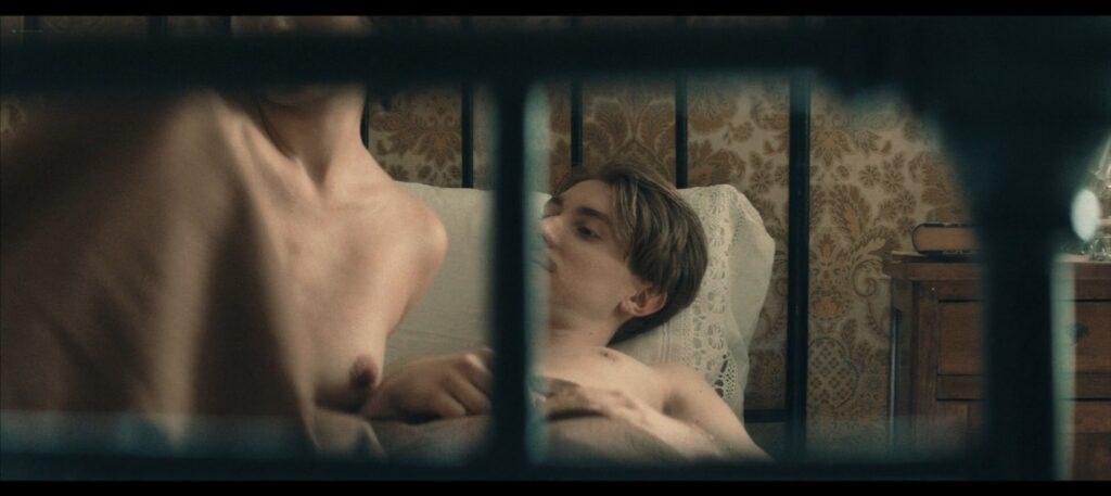 Janina Rudenska nude full frontall Martina Limonta Lidiya Liberman nude too Il cattivo poeta IT 2020 1080p Web 6