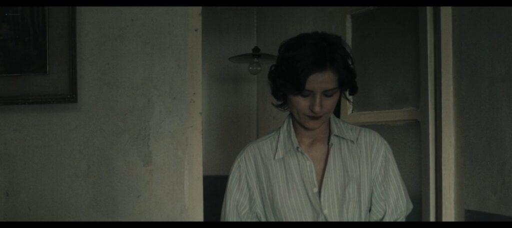 Janina Rudenska nude full frontall Martina Limonta Lidiya Liberman nude too Il cattivo poeta IT 2020 1080p Web 8