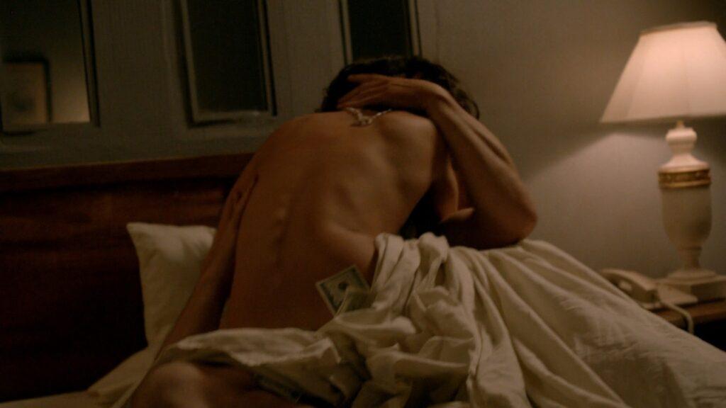 Weronika Rosati nude busty topless Luck 2012 s1e9 hd1080p 8
