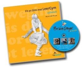 Fit en Slim met leergym-oefenboek