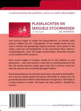 Plasklachten en seksuele stoornissen (bij mannen)