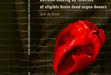 orgaandonatie proefschrift Jack de Groot