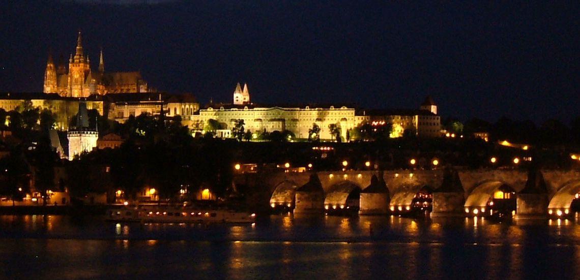 Castelo de Praga   Foto: Henrique Andrade Camargo