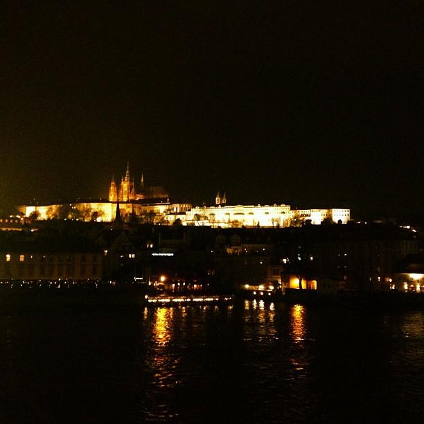 Castelo de Praga, uma das vistas mais bonitas de toda a Europa (e fica bem pertinho de casa) | Foto: Henrique Andrade Camargo