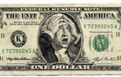 Dólar assustado