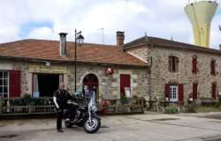 O velhote rodando pela França | Foto: Arquivo Pessoal