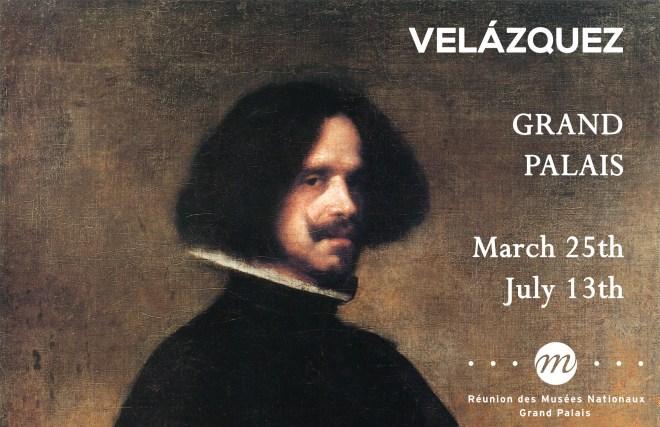 Mostra Diego Velazquezem Paris