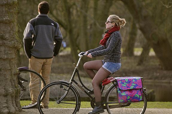 Amsterdã, a capital mundial da bicicleta