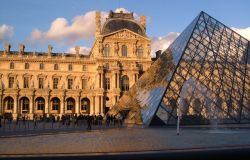 Museu do Louvre, Paris | Foto: Henrique Andrade Camargo