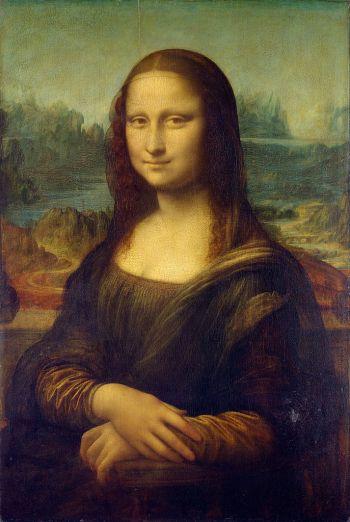 Mona Lisa, de Leonardo Da Vinci