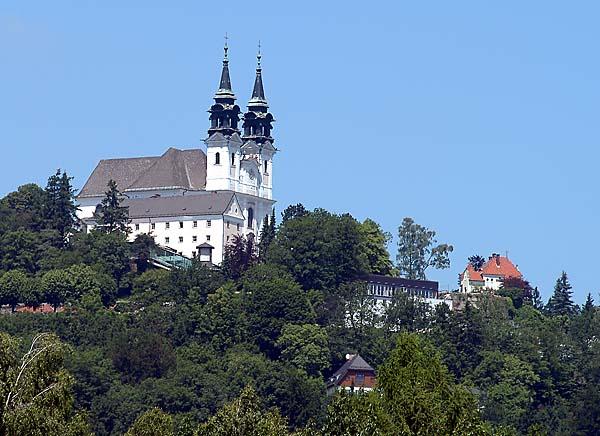 Poestlingberg, local para peregrinação religiosa | Foto: Linz